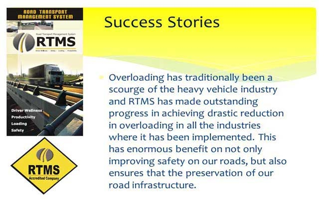 RTMS Success Stories